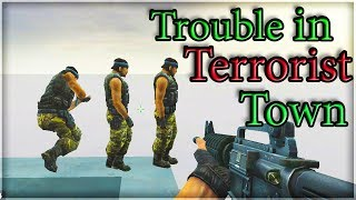 Trouble In Terrorist Town | 'Roof Party' | (Garry's Mod)