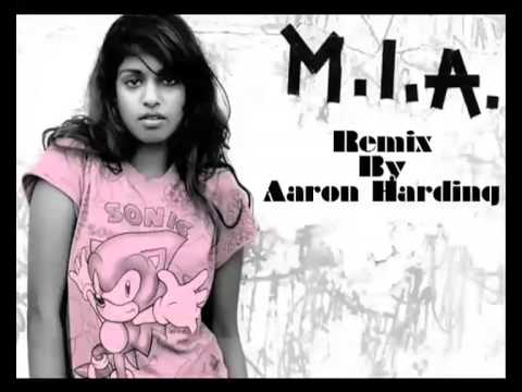 MIA - Paper Planes - (Aaron Harding Remix) drum and bass