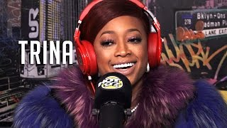 Download Trina Has Her Ass Insured, Talks Her New Album & The Reason Why Her and Wayne Split 3Gp Mp4