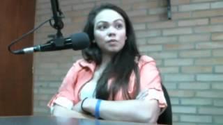 2012/08/16 Entrevista A Andrea Sousa Y Giga Pudding!