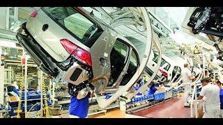 How Volkswagen group build their cars كيف يتم صنع سيارات مجموعة فولكسفاغن