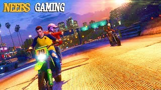 THE GREAT CHASE:  GTA Cinematic Series Episode 12
