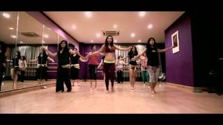 """STSDS: Shaabi """"Zaki Ya Zaki"""" Belly Dance Choreography"""