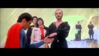 Superman 2 fortaleza soledad final Zod español de España)