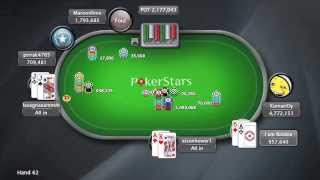 Spring Championship of Online Poker 2015 - Main Event 45-H $10,300 NLHE   PokerStars