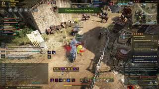 BDO SEA Forced Guild war with Pussy Guild = (MW)