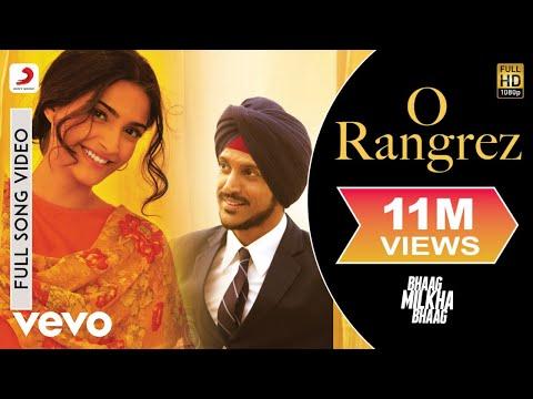 O Rangrez - Bhaag Milkha Bhaag | Farhan Akhtar | Sonam Kapoor