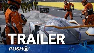 Gran Turismo Sport: McLaren Ultimate Vision GT Reveal Trailer | PlayStation 4