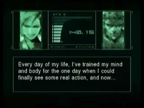 Metal Gear Solid: The Twin Snakes Part 7 - Meryl