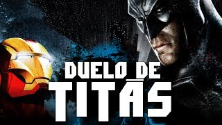 Batman VS. Homem de Ferro | Duelo de Titãs