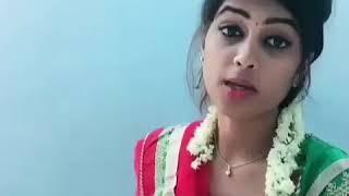 tamil beautiful girl speaking jeyam movie dialogue