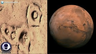 Alien City Walls Discovered On Mars & More! 11/29/16
