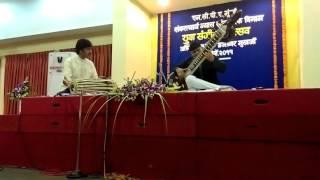 Pt. Ashwin Dalvi (Surbahar) with Sukhad Munde (Pakhawaj) Sultal