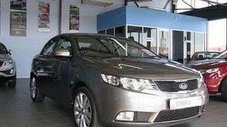 2012 Kia Cerato LX: The best entry level sedan?