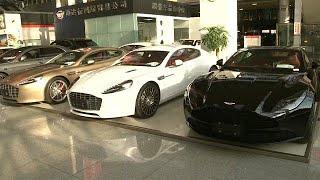 China announces it will slash tariffs on car imports