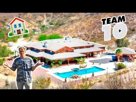 THE NEW TEAM 10 HOUSE