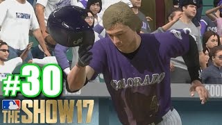 SHOWING OFF THAT RETRO HAIR! | MLB The Show 17 | Road to the Show #30
