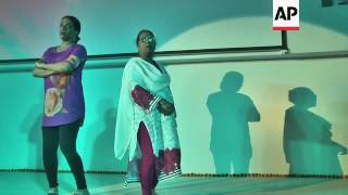 Dance group campaigning for transgender rights