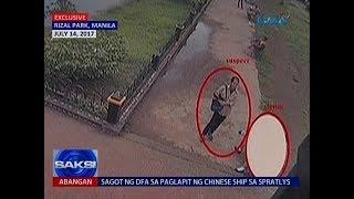 Saksi: 16 anyos na estudyante, hinalay umano ng lalaking nakilala lang sa Luneta