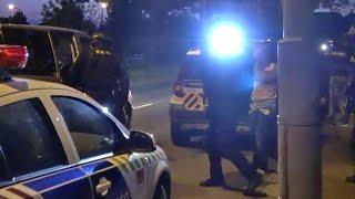 Fegyveres rablót fogott el a TEK Szombathelyen - rendőrök vették körbe a Paragvári utcai házat