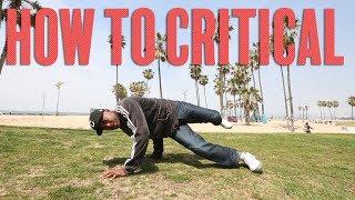 Learn How To Critical | OG Fresh (LA Breakers) | Intermediate Breaking Tutorial
