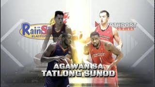 PBA Commissioner's Cup 2019 Highlights: Rain Or Shine Vs Northport June 19, 2019