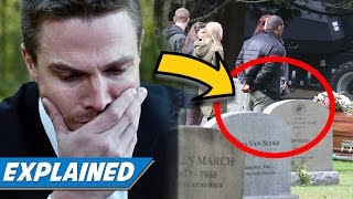 Arrow Season 4 Grave Identity Revealed (HUGE SPOILERS)