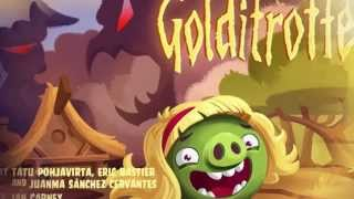 Angry Birds Toons S3 E3 Golditrotters