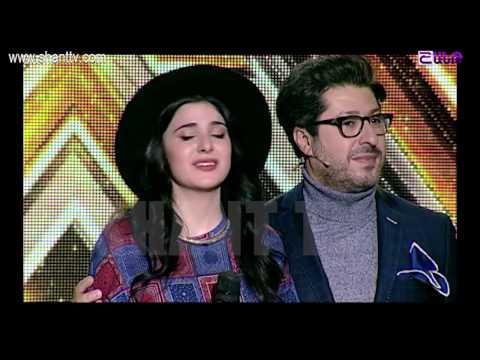 X-Factor4 Armenia-4 Chair Challenge-Girls-Mane Baghdasaryan-Bruno Mars–Grenade 22.01.2017