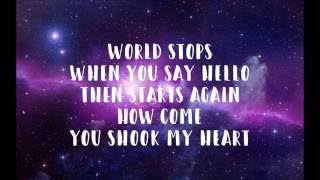 Sasha Lopez Ft  Ale Blake-Universe Lyrics