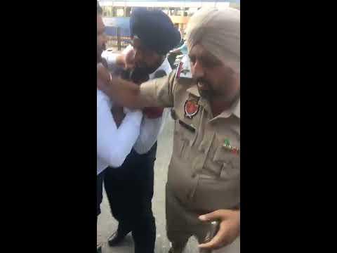 Xxx Mp4 Fight In Patiala With Police Man Viral Video Patiala Kand BMW Vale Ne Police Vale Da Kita Kutapa 3gp Sex