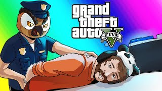 GTA5 Vespucci Job Funny Moments - Vespucci Gang!