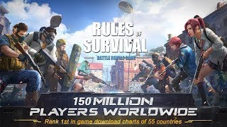 NONTONIN WORLD ARENA !! - Rules of Survival PC Indonesia