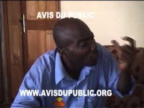 AVIS DU PUBLIC PRESENTE PAPA CHERIE 1