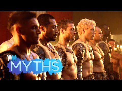 Xxx Mp4 Top 5 Myths About Gladiators 3gp Sex