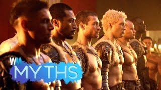 Top 5 Myths About Gladiators