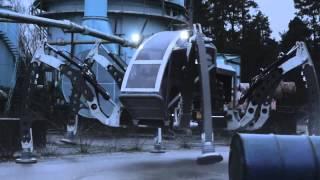 Micromagic Systems   Mantis Hexapod Walking Machine