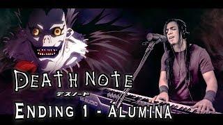 Death Note Ending 1 (Jap) - Alumina | Versión Acústica en vivo (Piano & Voz) - Paulo Cuevas