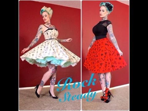 Xxx Mp4 Steady Clothing Pinup Favorites Review By Kandy K 3gp Sex