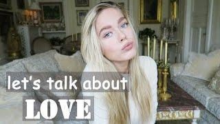 Let's Talk About LOVE | Cornelia