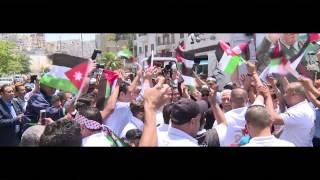 كليب - نجم السلمان 2017 حيهم الأردنية 2017( النسخة الأصليه ) Najem Alsalman