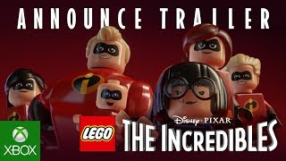 Official LEGO® The Incredibles Announce Trailer