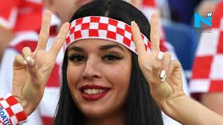 Hottest Female Football Fans At FIFA World Cup 2018