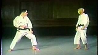 karate Wado Ryu d'Hironori Otsuka