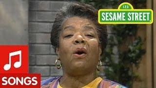Sesame Street: Maya Angelou's Name Song