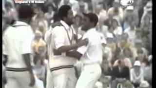 1976 England v West Indies ,4th test match day 4 highlights