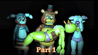 [SFM Five Nights At Freddy's] Toy Chica's Death Part 1 [READ DESCRIPTION]