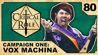 Raishan | Critical Role RPG Episode 80
