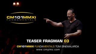 CEM YILMAZ | CM101MMXI FUNDAMENTALS / Sahne 03