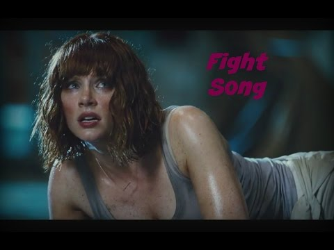Jurassic World // this is my fight song